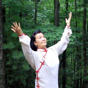 My teacher Sifu Tina Chunna Zhang