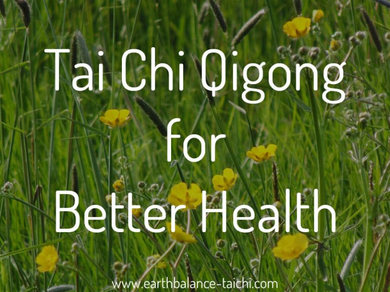 Tai Chi for Better Health
