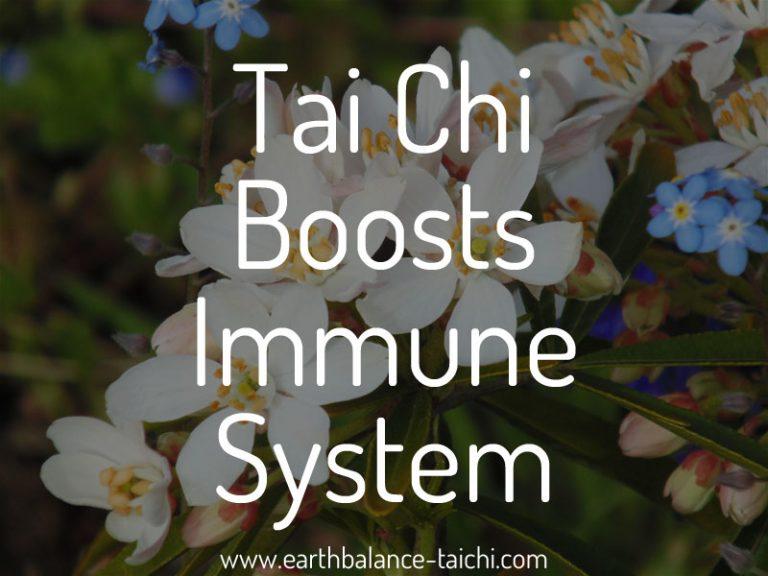 Tai Chi Boosts Immune System