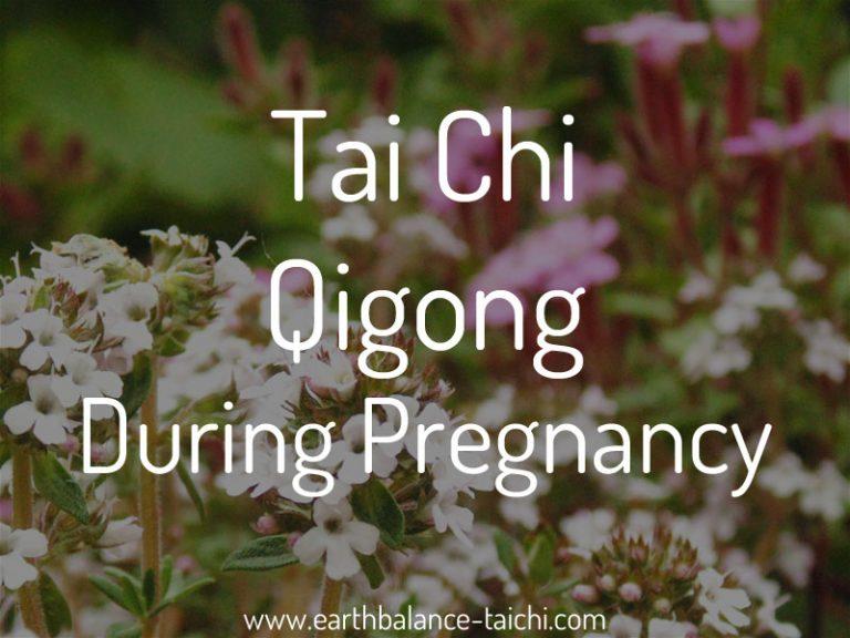 Tai Chi for Pregnancy