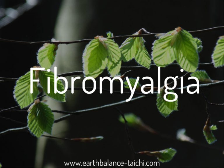 Tai Chi for Fibromyalgia