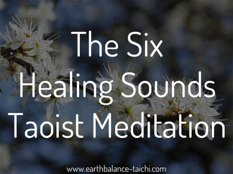Taoist Six Healing Sounds
