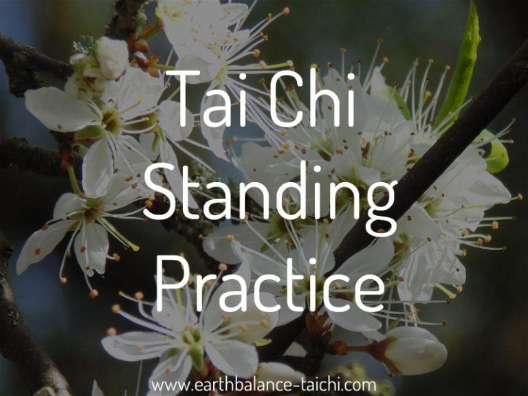 Tai Chi Standing