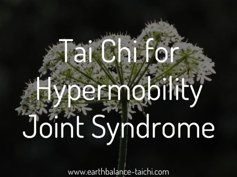 Tai Chi and Hypermobility Syndrome