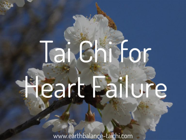 Tai Chi for Heart Failure