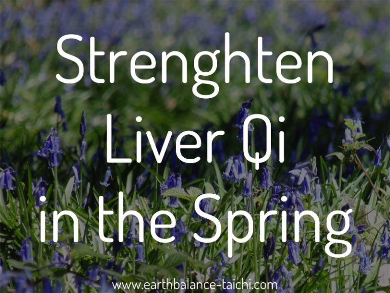Spring Qi for the Liver