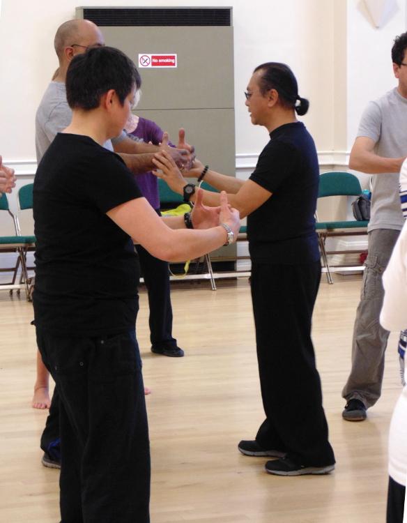 Master Joe Lok Workshop September 2015