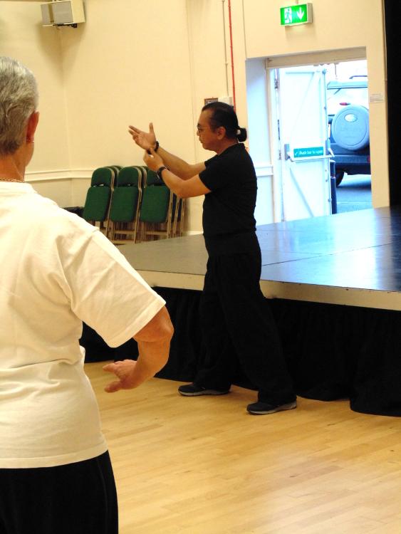 Joe Lok Workshop Review   Earth Balance Tai Chi