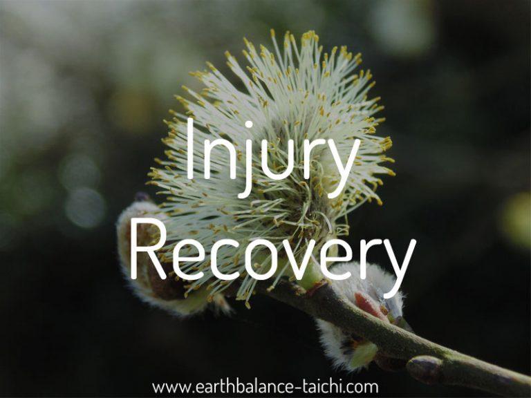 Tai Chi Qigong for Injury Recovery