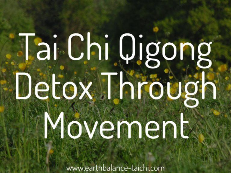 Detoxing through Movement