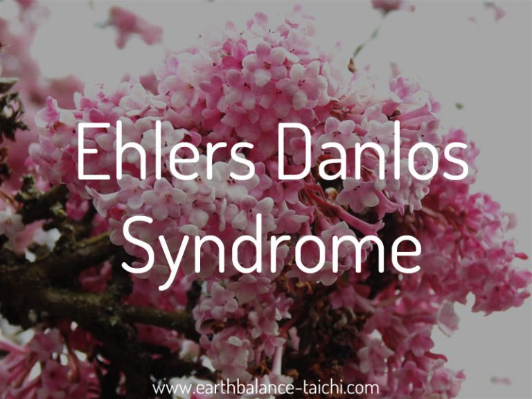 Tai Chi Qigong for Ehlers Danlos
