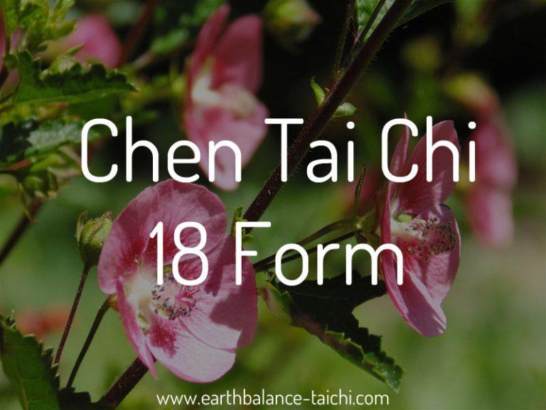 Chen 18 Form Resources
