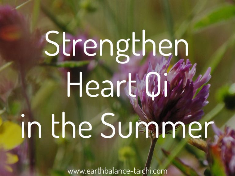 Summer Qi for the Heart