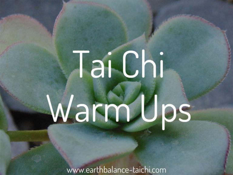Chen Style Warm Ups